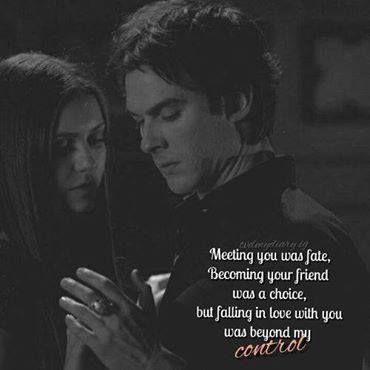 Ahh! Love them together. They are just so perfect. I can't believe it took Elena SO long to realize she should be with this brother!