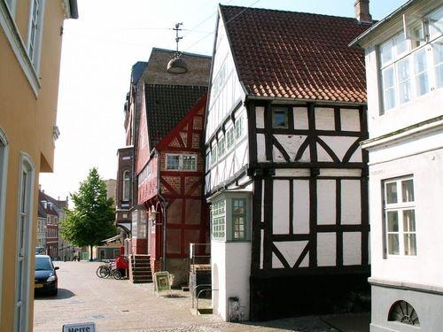 Downtown Haderslev.