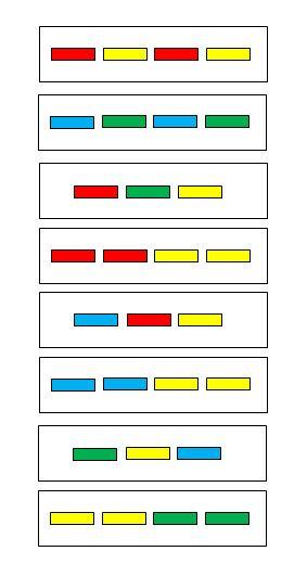 Leesfries: Ketting maken met gekleurde rietjes