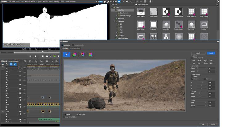 EDIUS Pro 8 Snapshots