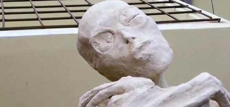 Científicos rusos estudian restos de la misteriosa momia humanoide en Perú - Últimas Noticias