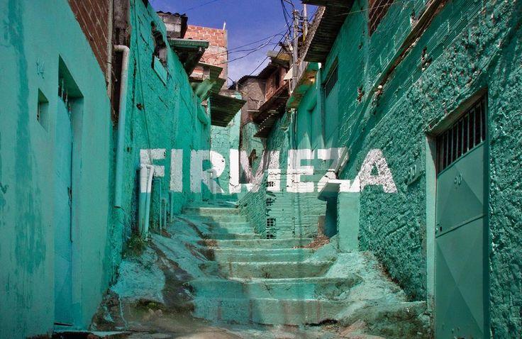 Resultat d'imatges de palabras pintadas favelas de rio