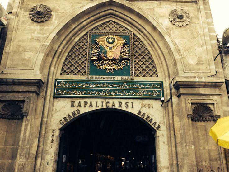 Entrance Grand Bazaar