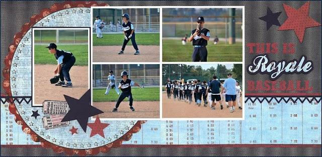 Baseball layout: Jenn S Scrapbook, Scrapbook Ideas, Layout Ideas, Scrapbook Layouts, Layouts Scrapbooking, Scrapbook Nook, Baseball Layout, Baseball Scrapbooking Layouts