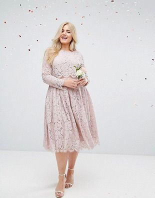Where to Find Plus Size Bridesmaid Dresses (And Handy Shopping Tips!)