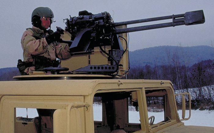 GAU-19/B heavy machine gun on an Humvee. <<< repinned by http://www.geistreich78.net