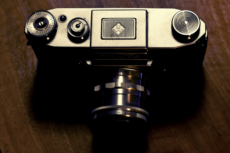 my praktika FX ... 50 year old gear
