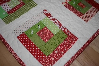 tree skirt quilted tutorial