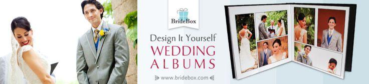 DIY Wedding Album Design Software for the Modern Bride from Bridebox