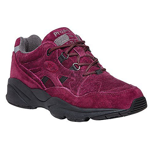 Women S Extra Wide Leather Walking Shoes Amazon