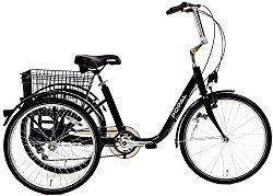 Sicher und stabil Fahrradfahren ist nicht nur für ältere Menschen wichtig. Ein Dreirad für Erwachsene ist bei uns schon lange kein außergewöhnliches Fahrradmodell mehr. Ein Dreirad kennen viele noch aus Kindertagen und da sich Dreirad-Fahrräder bis auf ein paar Merkmale nicht erheblich von einem üblichen Fahrrad herausheben, ist die Annahme dieses Fahrradmodelles im Straßenverkehr auch höher als bei anderen außergewöhnlichen Fahrradmodellen.