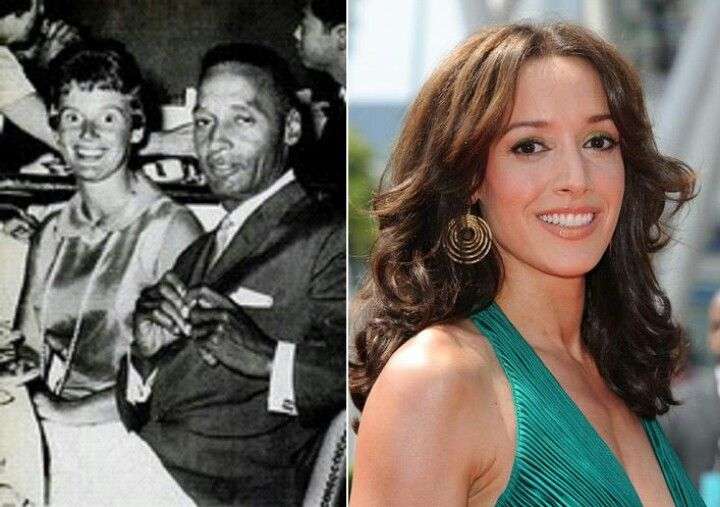 Jennifer Beals Parents Biracial Love Pinterest