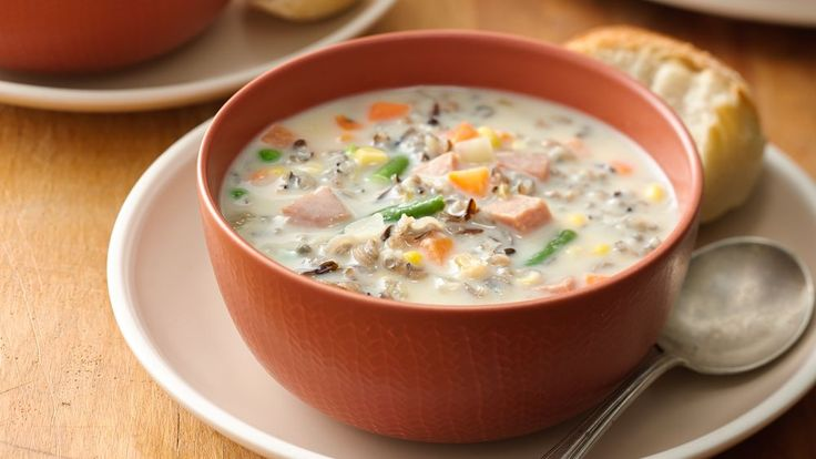 With 10 minutes in the morning, you can have a comforting soup simmering in the slow cooker. Dinner's ready when you get home!