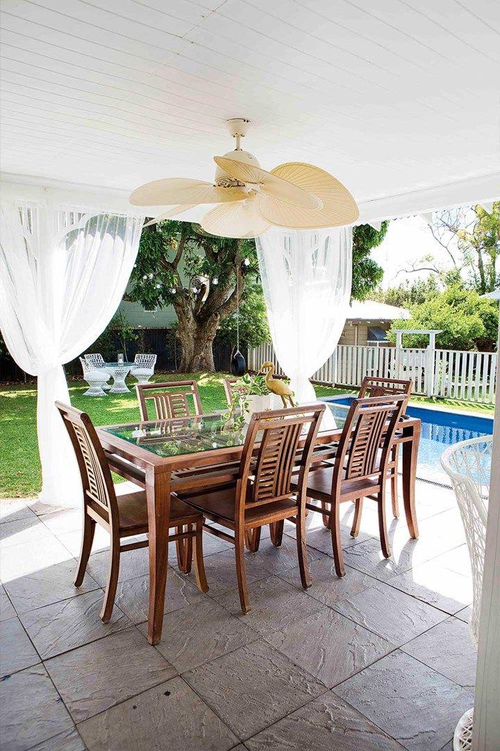 Before & After: Backyard shed to pool cabana | Home Beautiful Magazine Australia