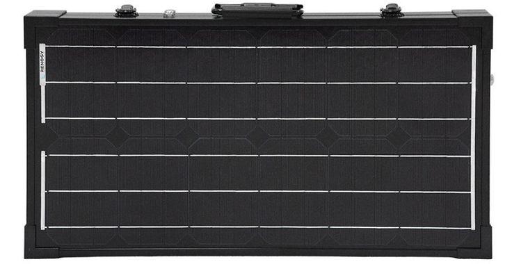 Renogy Portable Solar Panels Kit: 60W Suitcase-Style Folding Solar Power Kit for 12V Batteries