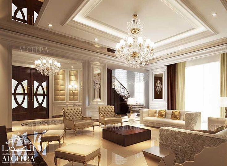 Lobby Entrance Design For Villas Houses Palaces Algedraae