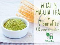 What is matcha tea - 7 benefits and one caution