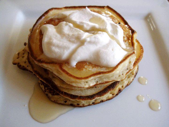 High Altitude Bakes - Perfect Pancakes