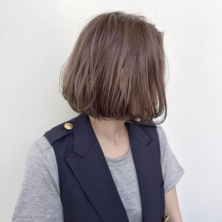 外国人風アッシュカラー☆ . . cut ¥8,200~ cut + color ¥15,400~ cut + color + Hi light ¥23600~ . . . #shima#hair#ginza#hairarrange#mirandakerr#mery #ヘアー#ヘアスタイル#ボブ#ロングヘアー#コーデ#コーディネイト#ヘアカラー#ヘアアレンジ#アイロン#アッシュ#アッシュカラー#ハイライトカラー#外国人風ハイライトカラー#外国人風ヘアー#ラベンダーアッシュ #ミランダカー#メリー