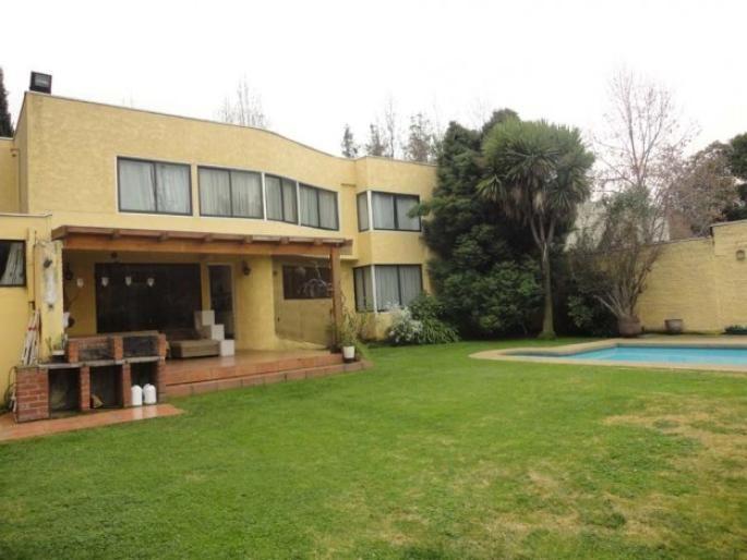 Casa en condominio en Golf Lomas de la Dehesa Informe de Engel & Völkers | T-1415978 - ( Chile, Región Metropolitana de Santiago, Lo Barnechea, Golf Lomas De La Dehesa )