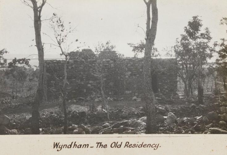 3231B/142: Old Residency, Wyndham, 1916 http://encore.slwa.wa.gov.au/iii/encore/record/C__Rb4688858?lang=eng