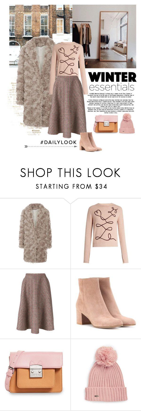 """#dailylook"" by frechelibelle ❤ liked on Polyvore featuring STELLA McCARTNEY, Roksanda, N°21, Gianvito Rossi, Paul & Joe Sister and Calvin Klein"