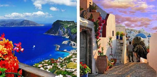 30 Images of Mediterranean Places That Will Make You Wish You Were There