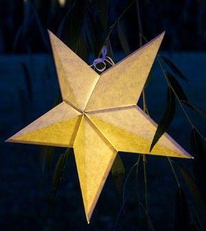 Lámpara de la estrella