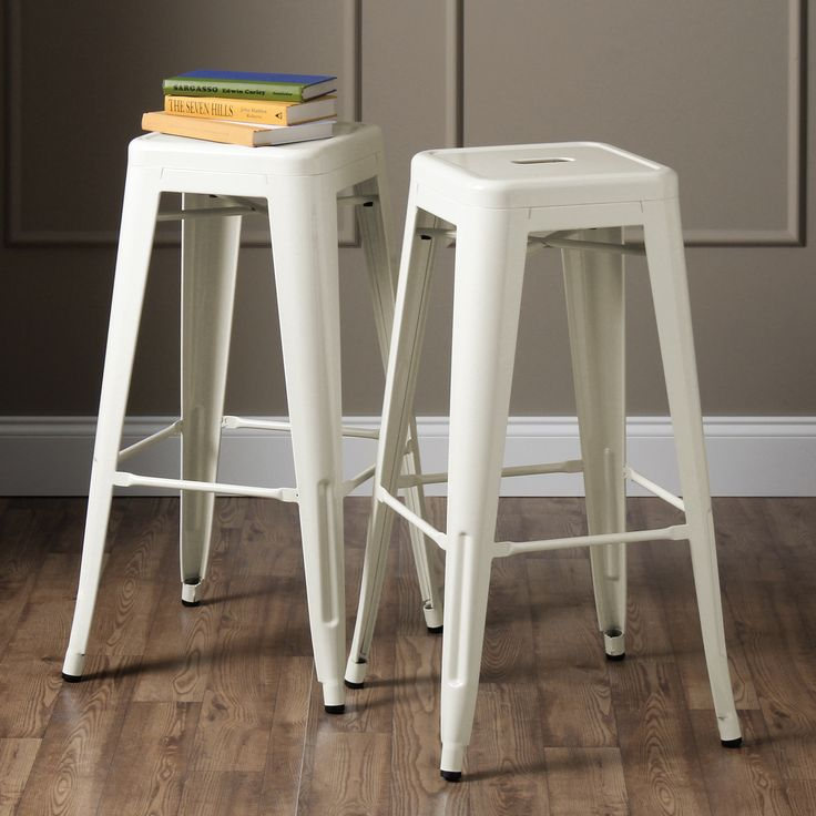 Dimensions Tabouret 30-inch Bar Stools
