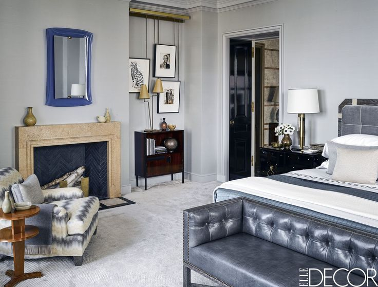 This art deco apartment in chicago is all about personal style