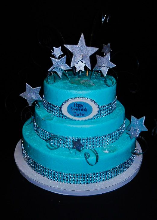 25 Best Birthday Cakes Images On Pinterest Dairy Bakeries And