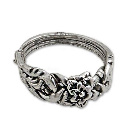 Turkey | Silver Wedding Ring
