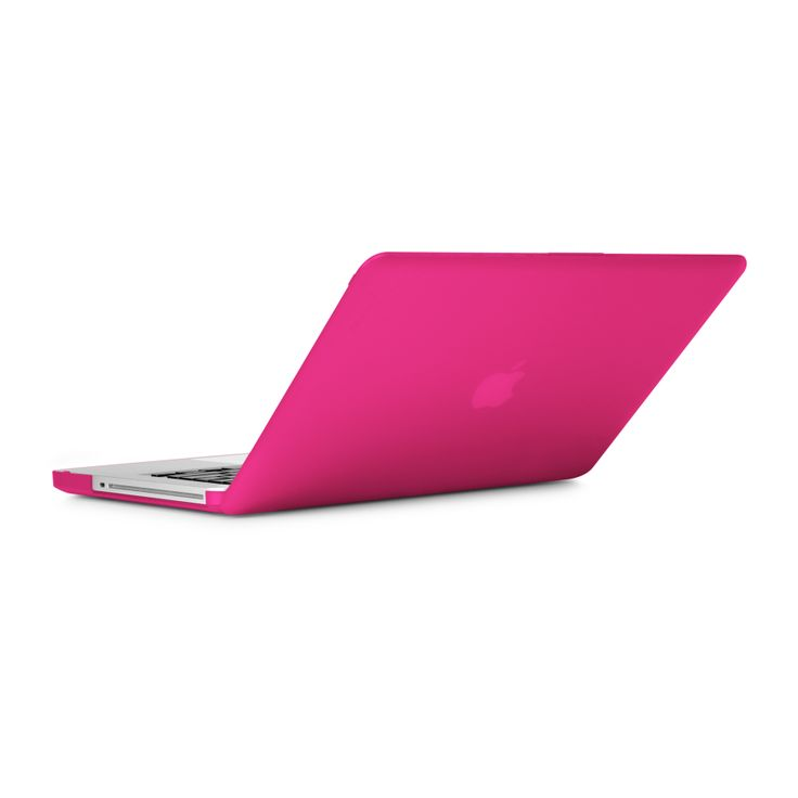 Your MacBook has never felt so loved! The Hardshell Case custom fits your MacBook and features a soft-touch coating, raised rubber feet, thermal vents and access to all ports.