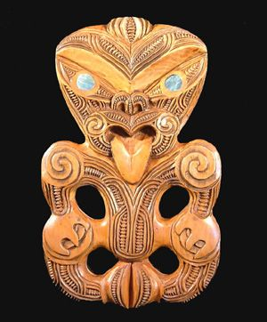 www.pynewood.co.nz...Wooden tiki