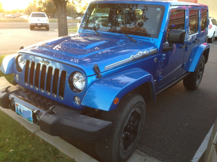 Quick Look at the Jeep Wrangler JK Polar Edition