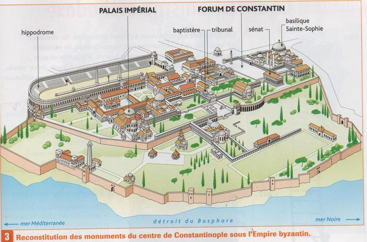 Great palace of Constantinople reconstruction - Google Search