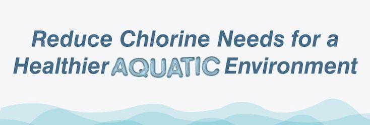 Reduce Chlorine Needs for a Healthier Aquatic Environment https://ultraviolet.com/reduce-chlorine-needs/?utm_campaign=coschedule&utm_source=pinterest&utm_medium=Atlantic%20Ultraviolet%20Corporation&utm_content=Reduce%20Chlorine%20Needs%20for%20a%20Healthier%20Aquatic%20Environment #Pool #Chlorine