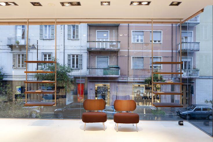 Installation view, Vita Activa #pescara #arteincentro