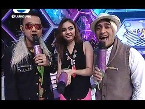 Aksi Qasidah D'T3rong Show Az Zahra Bogor VS Baiturohman Tangerang