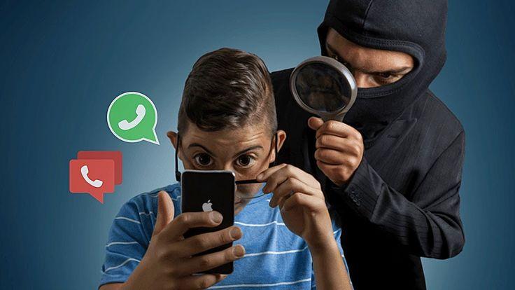 cool Cómo ESPIAR un iPhone (llamadas, WhatsApp y +) y cómo protegerse