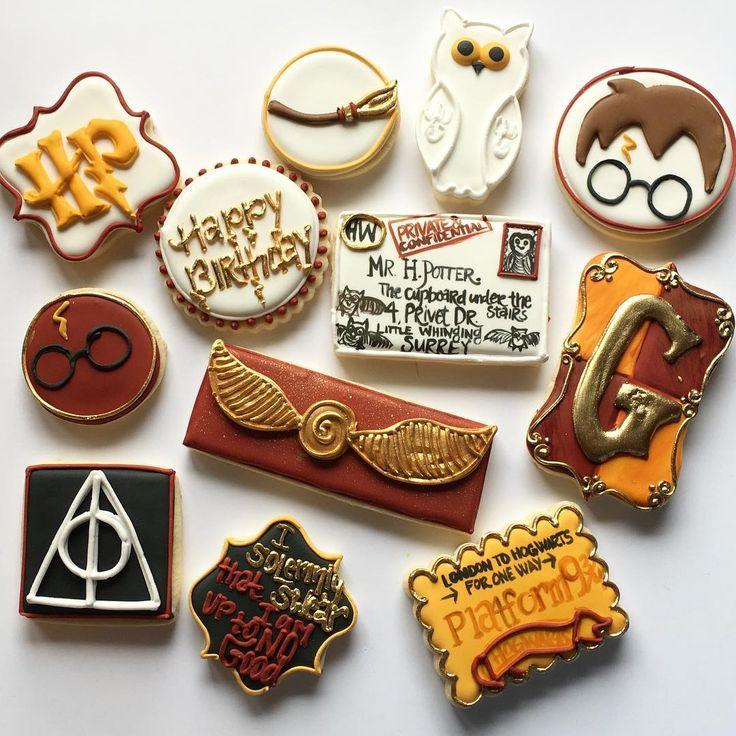 Harry Potter cookie