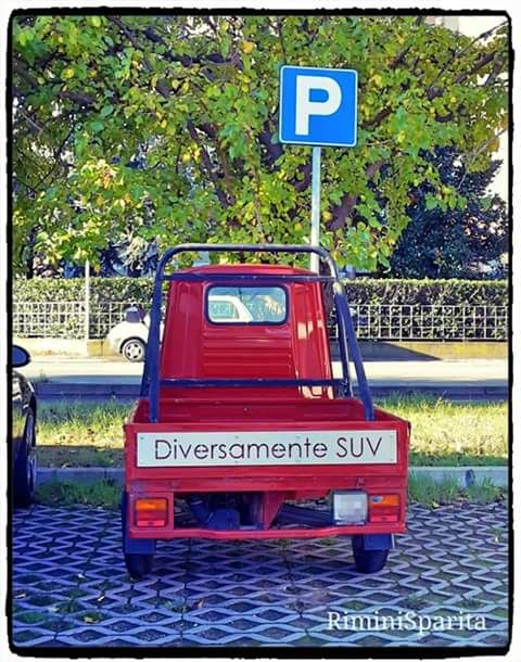 Diversamente SUV!