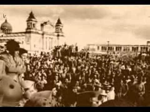 el discurso de resignación de Arbenz - 1954