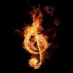 vurige muziek