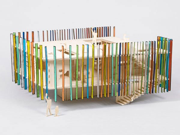 426 best architecture models and toys images on pinterest
