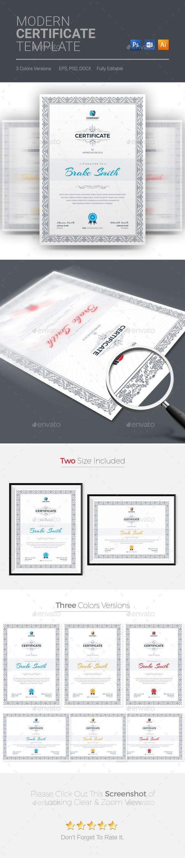 135 best award certificates images on pinterest award certificate yelopaper Images
