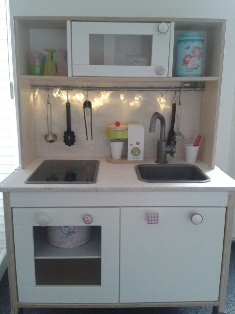 1000 images about diy keuken on pinterest ikea play for Play kitchen designs