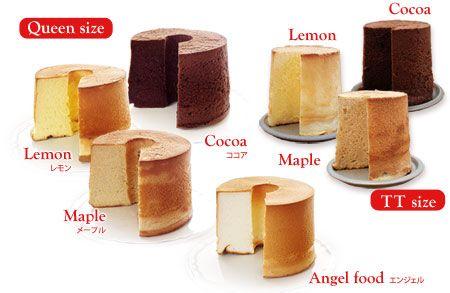 FLAVOR - フレイバー | シフォンケーキとアメリカンホームメイドケーキの専門洋菓子店