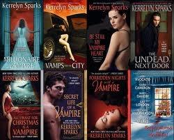 Part of Kerrelyn Sparks Vampire series