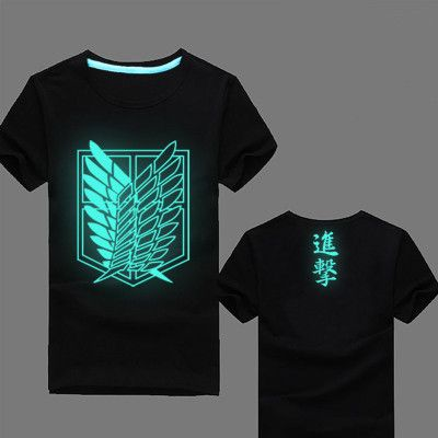 Buy Attack On Titan Wings Of Freedom Shirt - Free Shipping Worldwide